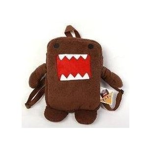 Domokun Backpack plush